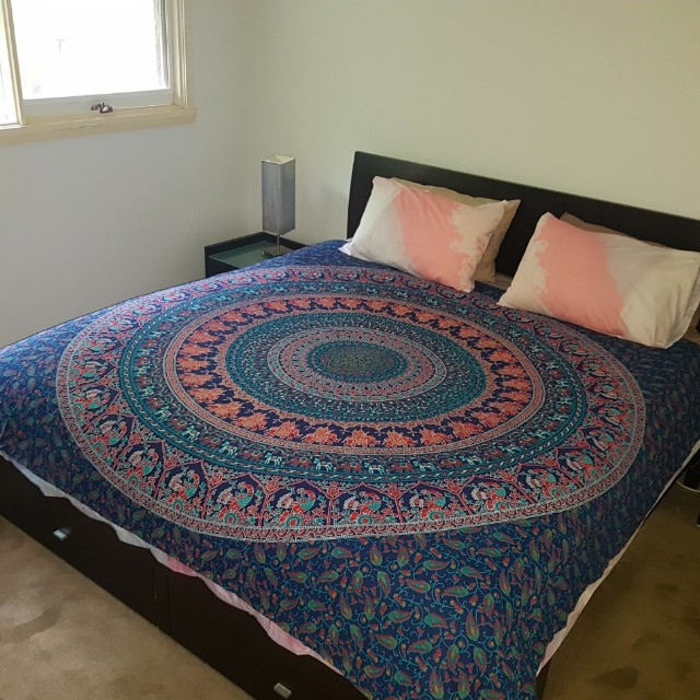 King Mandala Tapestry