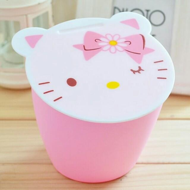 Kitty桌上垃圾桶