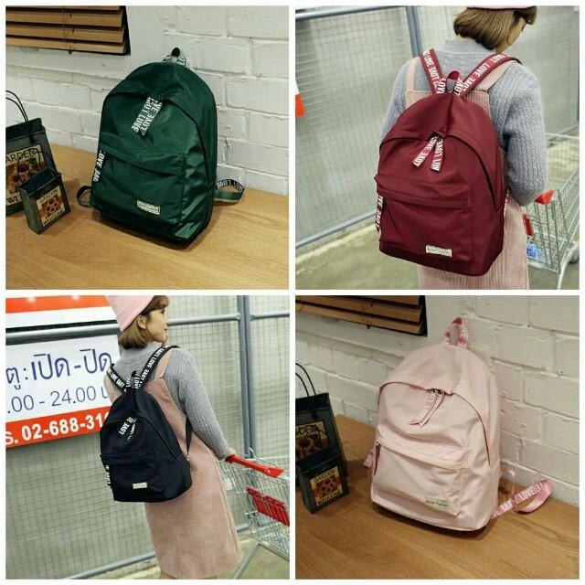 Korean Girls Backpack