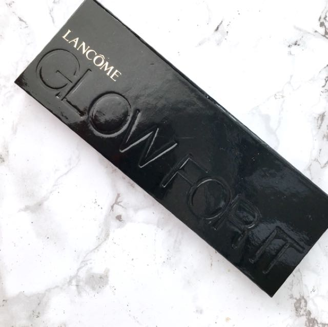 Lancôme GLOW FOR IT! Palette ✨ 03 Golden Gleam