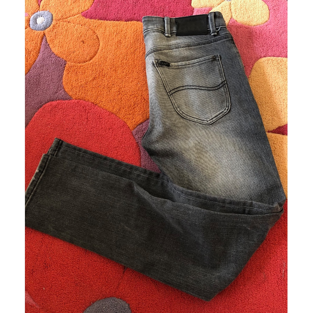 Lee Jeans L0 Faded Black Wash 32S