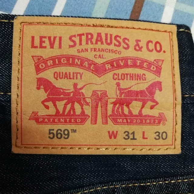 Levi's 569 pants