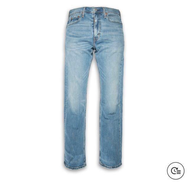 Levis 牛仔褲 全新