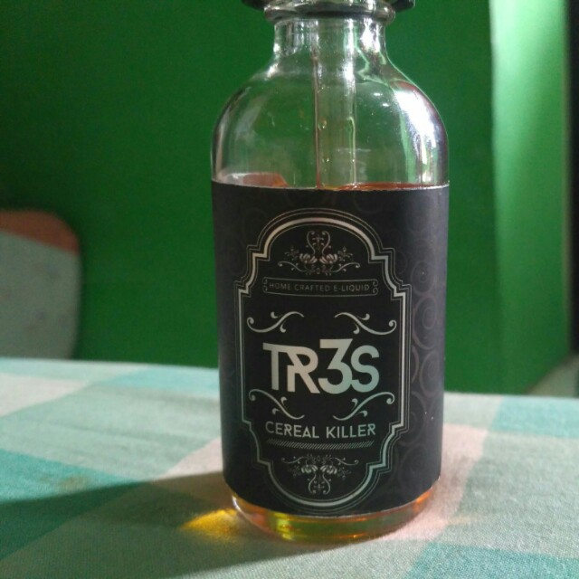 Liquid cereal killer by tr3s👇