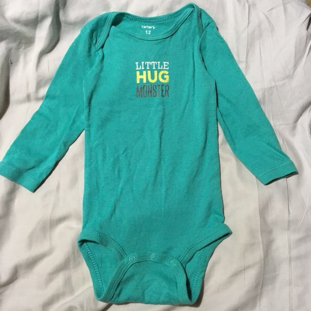 Little Hug Monster Onesie