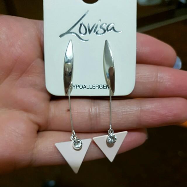 Lovisa drop earings