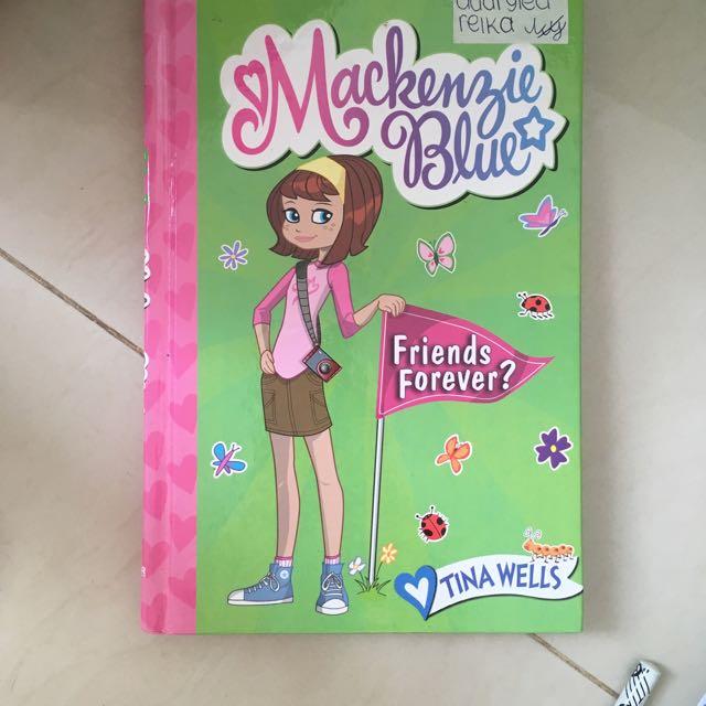 Mackenzie blue novel
