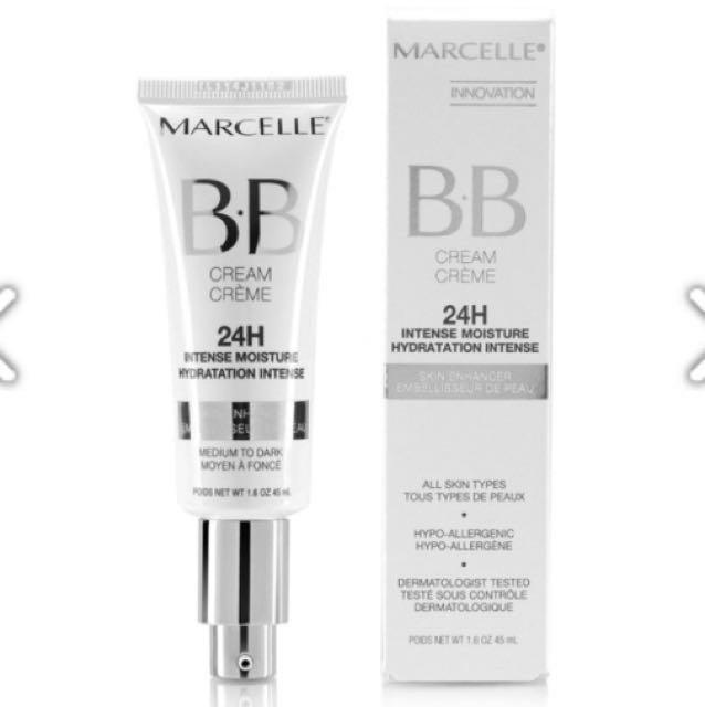 Marcelle BB Cream- Light/Medium