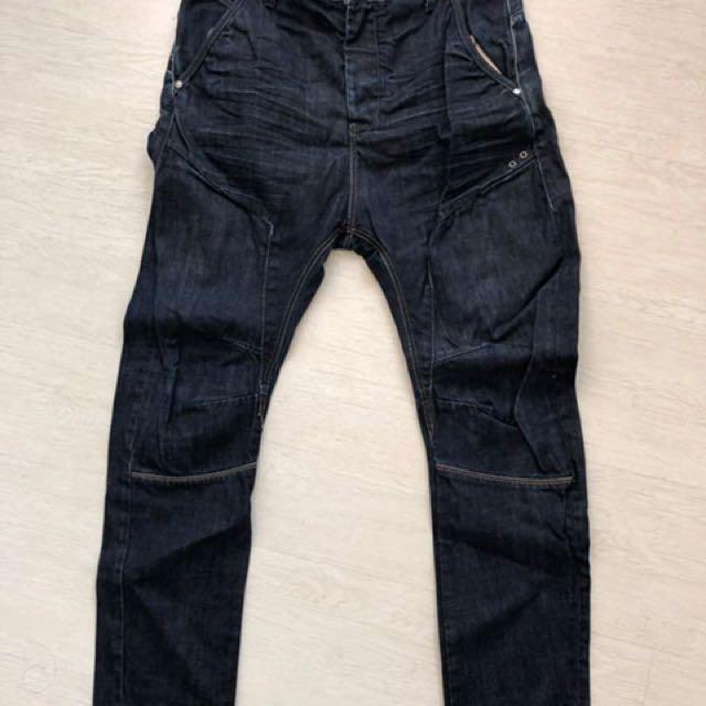 Men Zara jeans 31-32inc