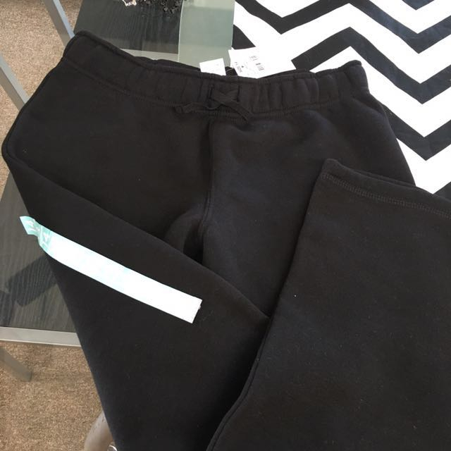 New Black Sweat Pants