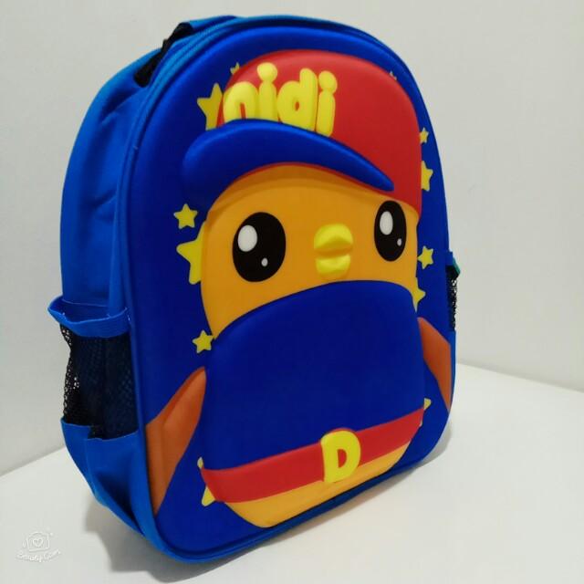 (NEW) Didi Backpack School Bag