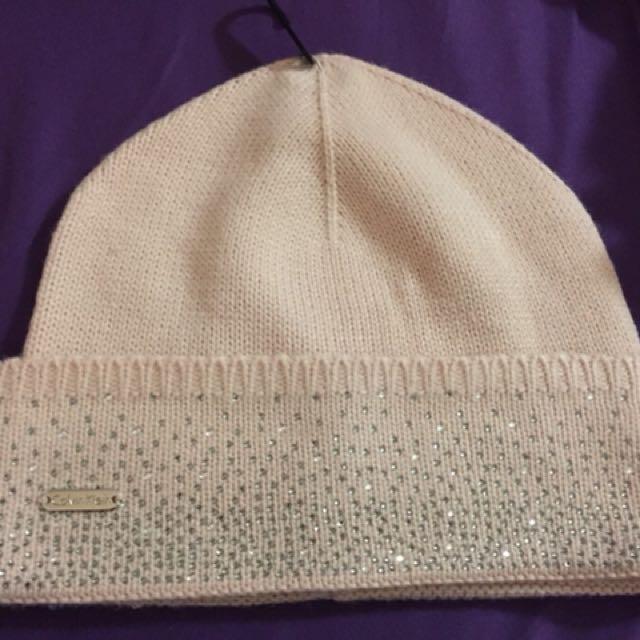 New women's Calvin Klein hat
