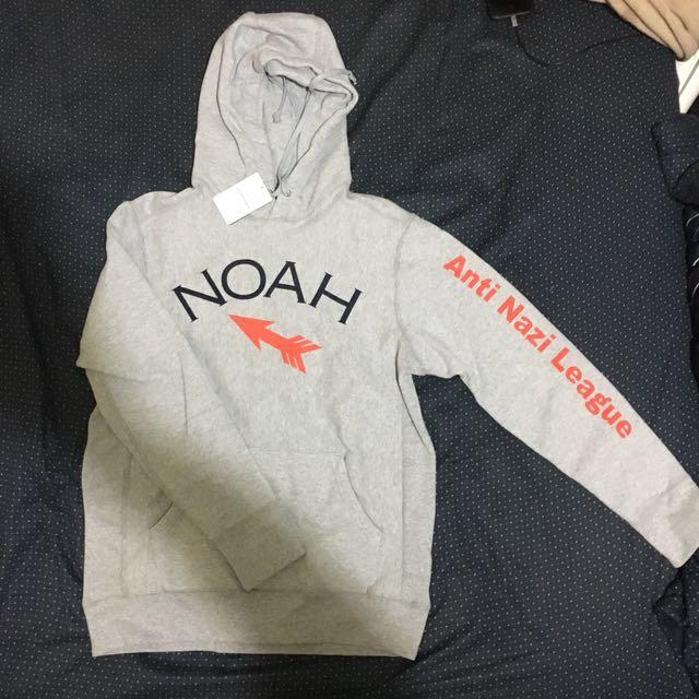 Noah 長袖帽T 日本原宿購入 M號