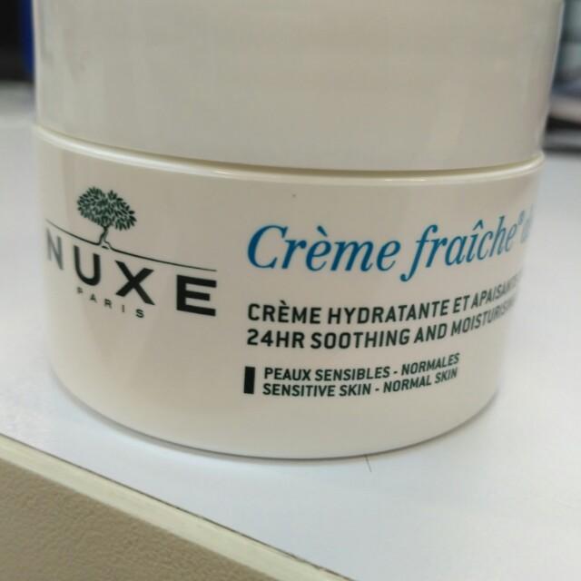 Murah NUXE Creme Fraice de Beaute Hydrating 24hours - Normal Skin