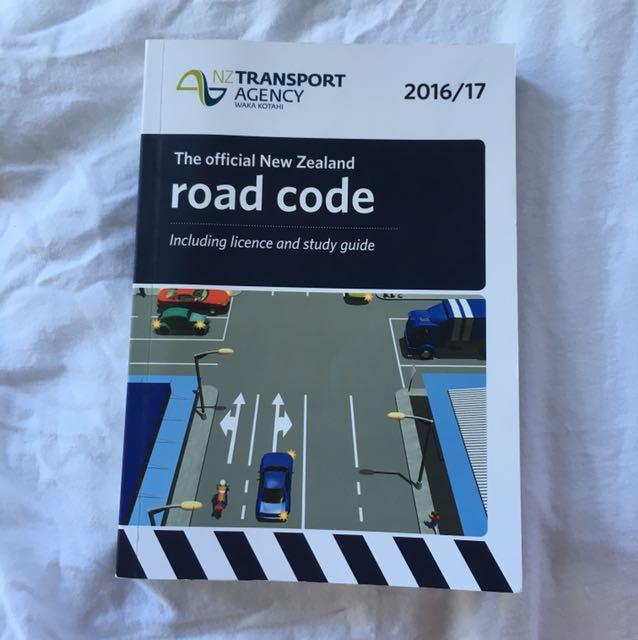 NZ road code