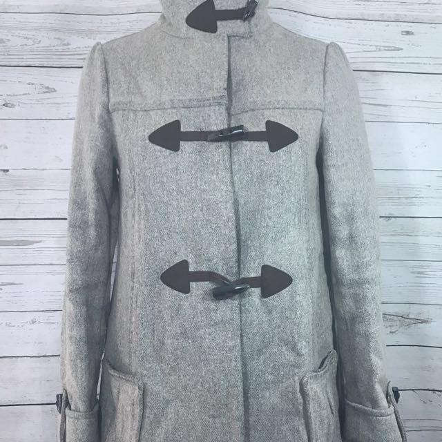 Old navy small fall coat (maternity) size S