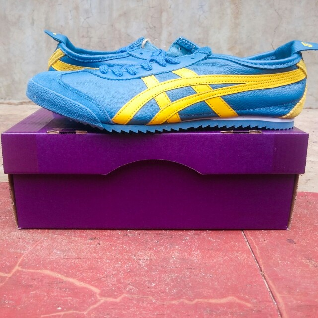 super popular 68207 c1cd2 Onitsuka Tiger Mexico 66 Deluxe Limited Stock, Men's Fashion ...