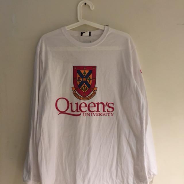 Queens Long sleeve top