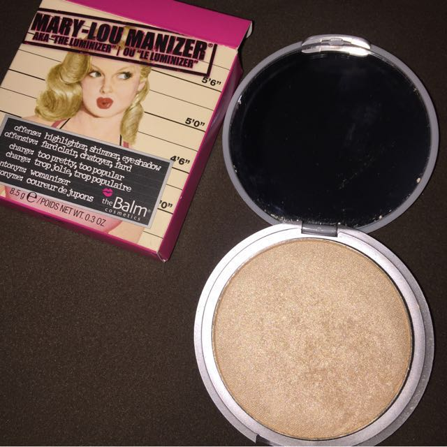 REPRICE !! The Balm Highlighter