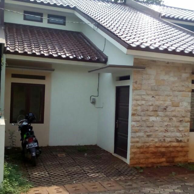Rumah 1 Lantai di Jatiasih Bekasi