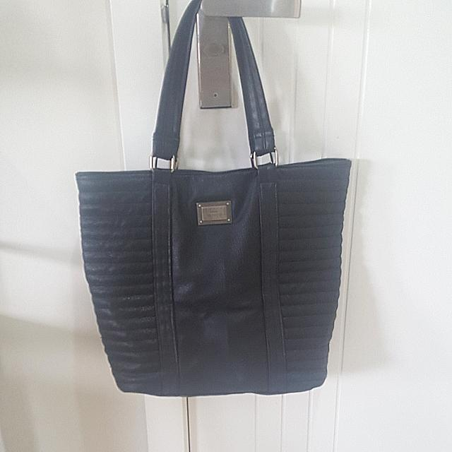 RUSTY Brand Black Hand Bag