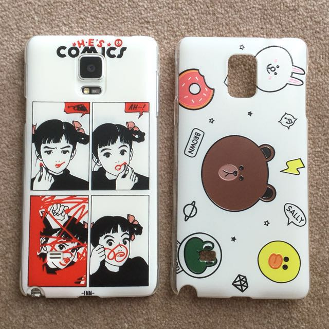 Samsung galaxy note 4 phone cases