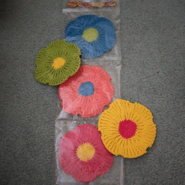 Scrapbooking Fabric Flowers