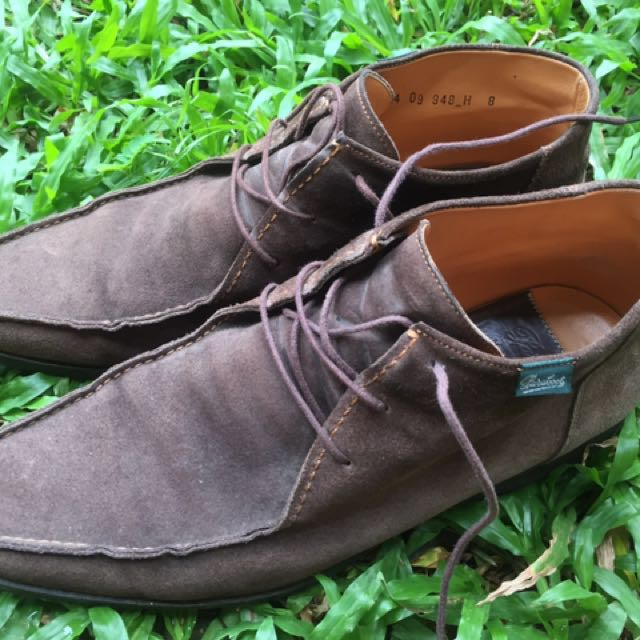 Sepatu Boot Pria - Paraboot (reprice)