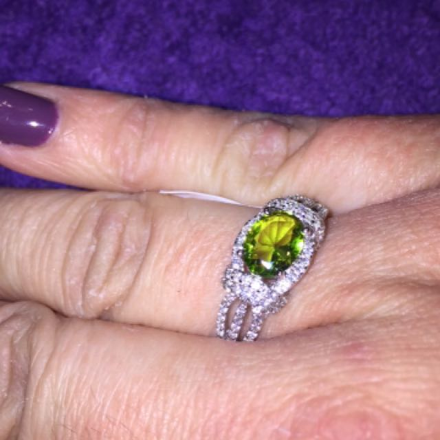 Size 9 beautiful Charmed Aroma Ring!!