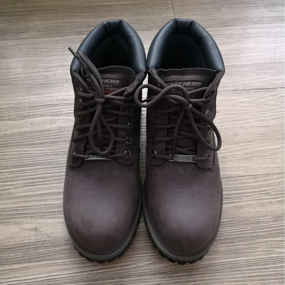 """Skechers """"VERDICT"""" Boots"""