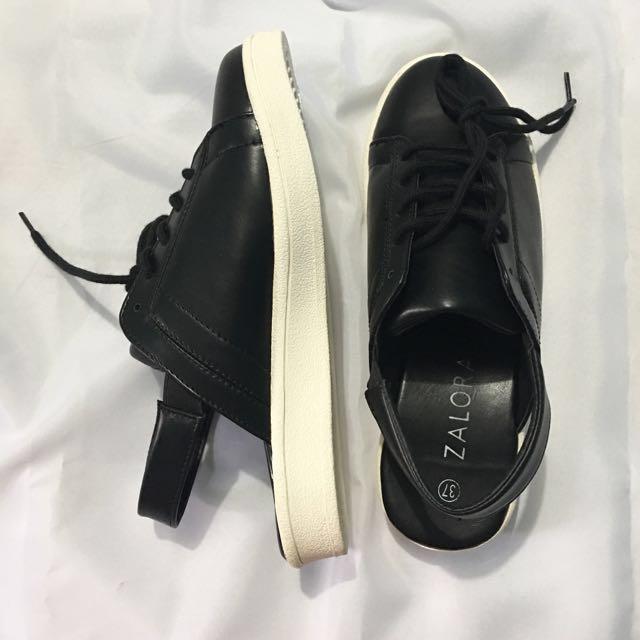 Slingback Sneakers