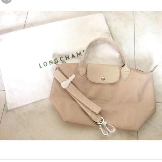 Small Le Pliage Neo Longchamp