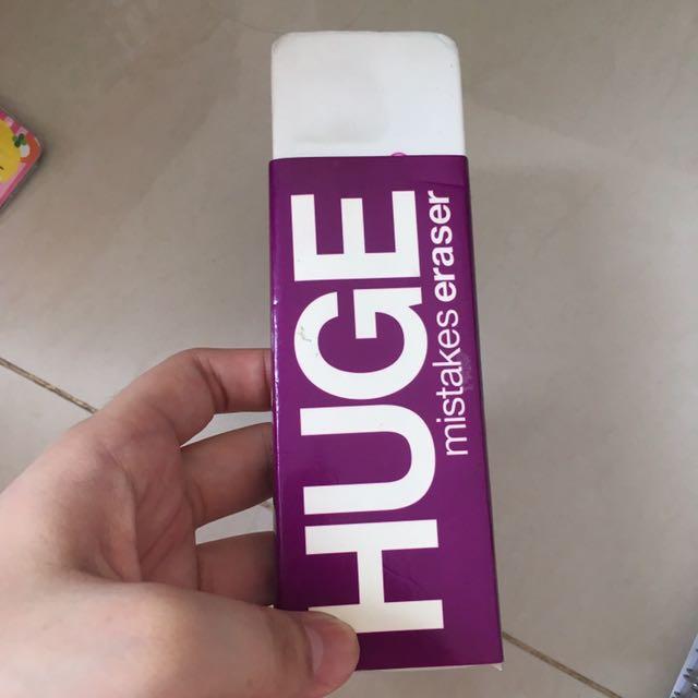 Smiggle huge mistake eraser