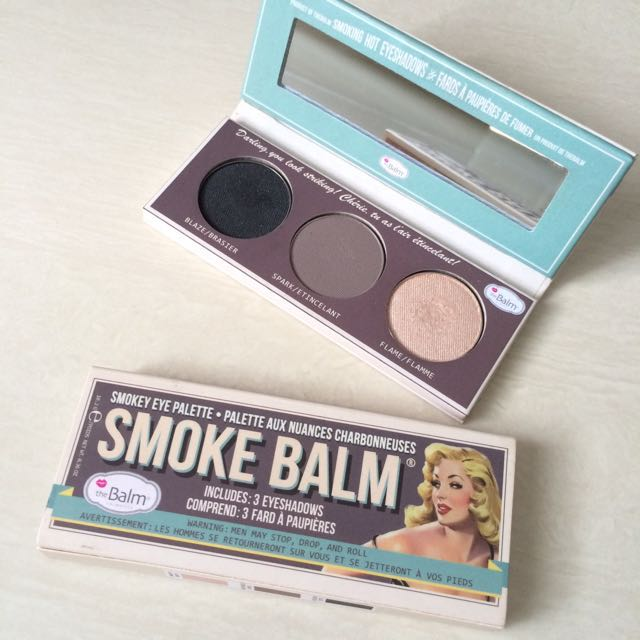 Smoke Balm from The Balm