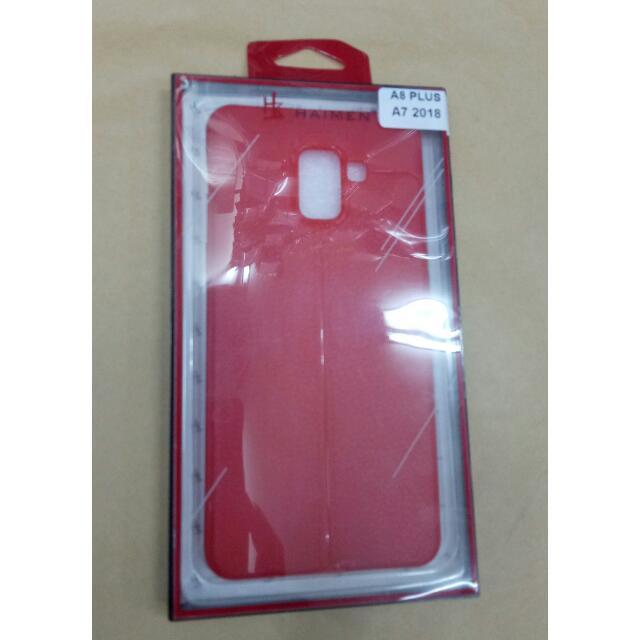 Softcase Samsung A8 Plus