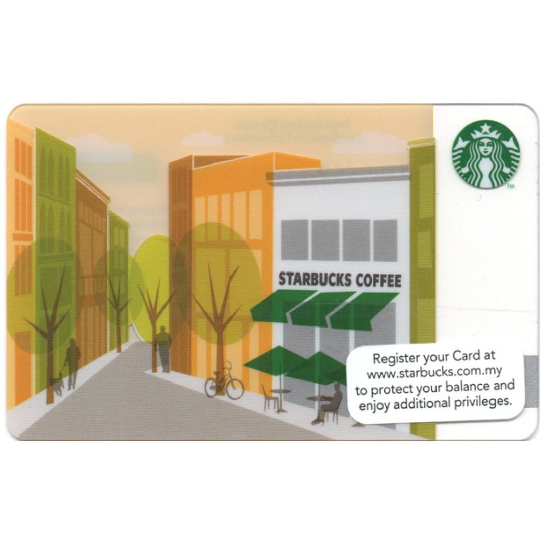 🆕Starbucks® 🇲🇾 Neighbourhood Card