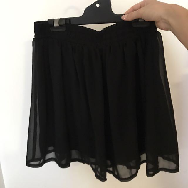 Supre Black Skirt