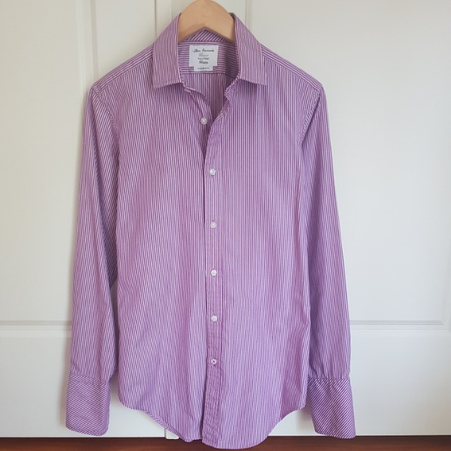 T.M LEWIN business shirt - french cuff