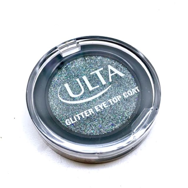 Ulta Glitter Eye Topcoat 💎 High Maintenance