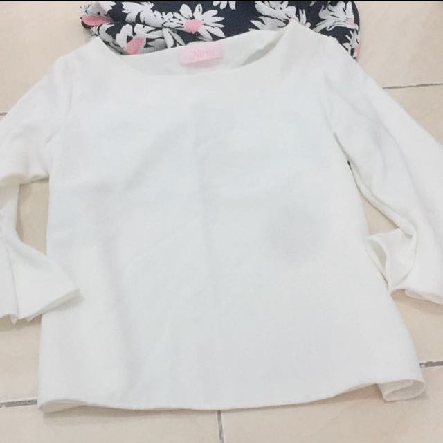 White top Import bkk