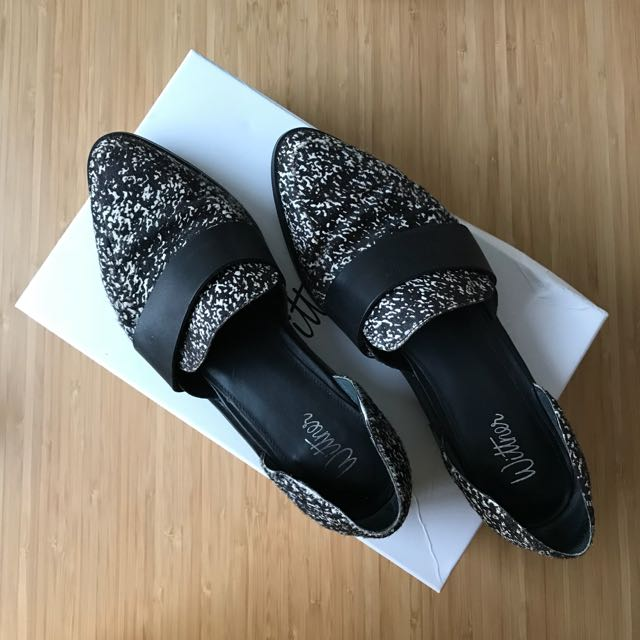 Wittner   Printed Shoes Size 36
