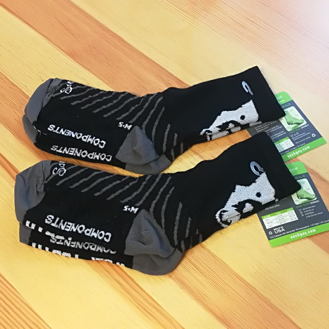 Sock Guy Wool Wolf Tooth Components Socks