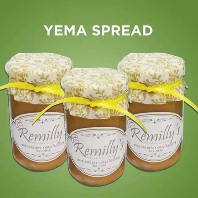 Yema Spread