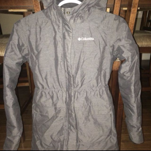 Youth Columbia winter coat size m