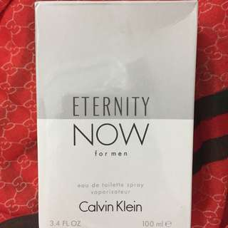 parfume eternity now men 100 ml