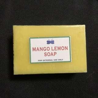 Mango lemon soap 350 grams