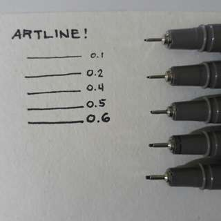 ARTLINE SET