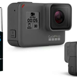 Kredit Kamera Go Pro Hero 5