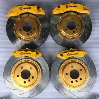 Brembo 18Z For BMW Z4 Or F10 Front Set