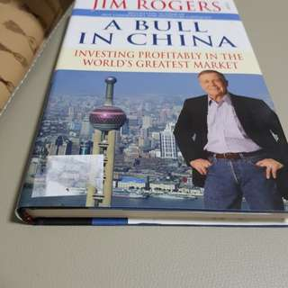 Business book on China